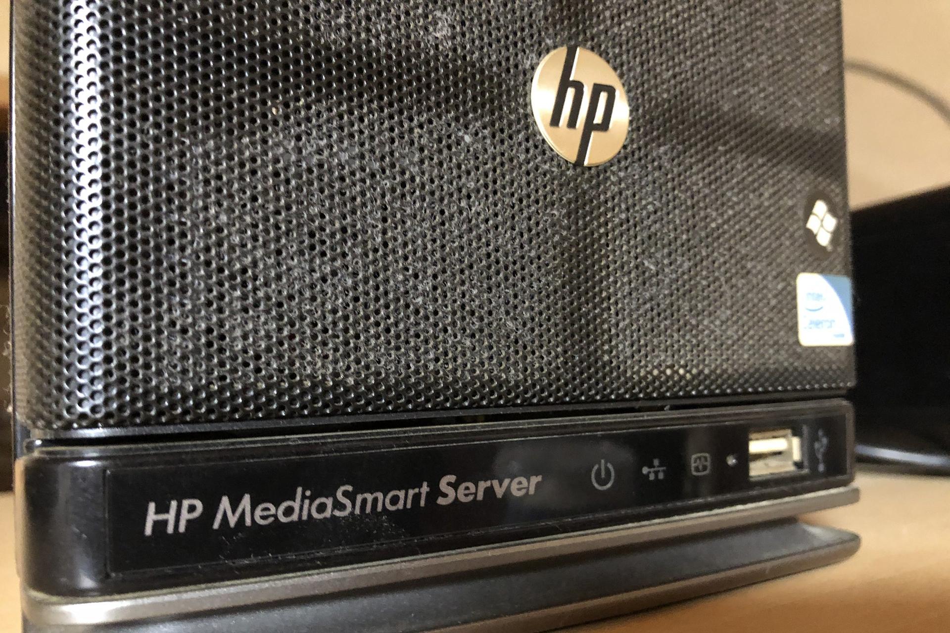 MediaSmart Server EX490
