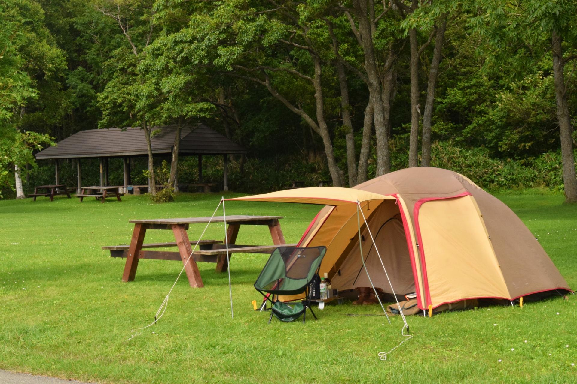 キャンプの関連カテゴリ